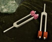 Venus and Mars Tuning Fork Low Set